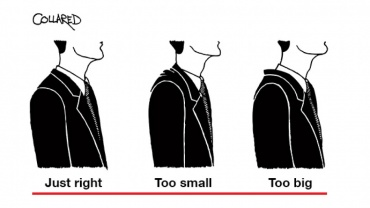 The Perfect Fit – Jacket Collar